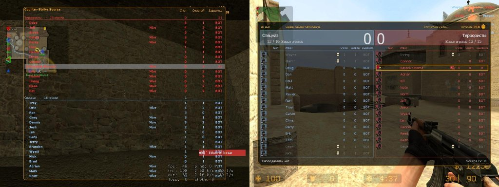 Counter Strike: Source Download v34 or v84 » eXpandedCS com