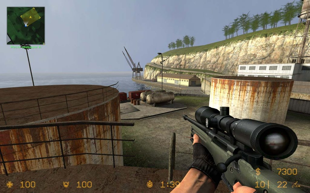 counter strike source v34 gratuit