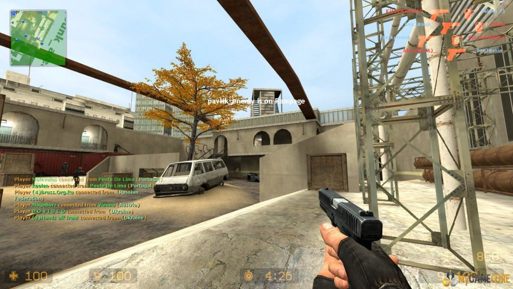Скачать counter-strike:source v84 no-steam (торрент) stav-css. Ru.